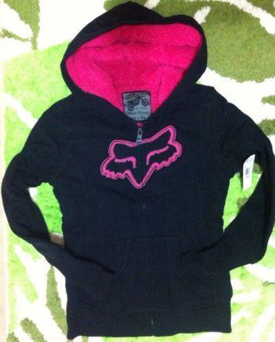 Pink fox hoodie
