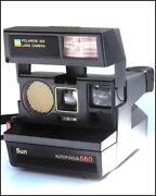 Polaroid 660 Film