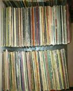 Classic Rock Vinyl Record Lot