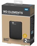Western Digital Elements 2TB