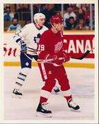 Steve Yzerman Photo