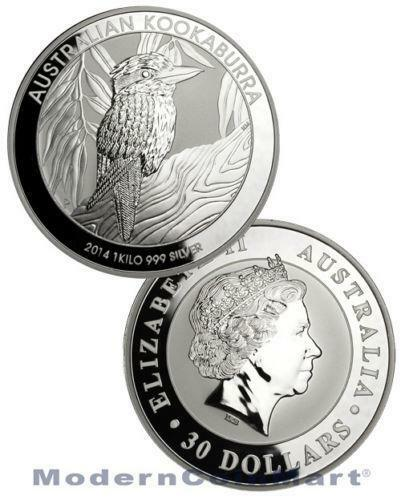 Kookaburra Kilo Coins Amp Paper Money Ebay