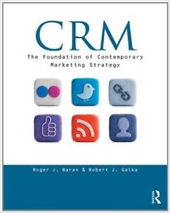 CRM (Customer Relationship Management) Textbook