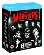 Universal Classic Monsters Blu Ray