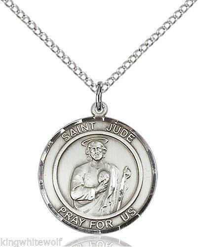St Jude Medal Ebay
