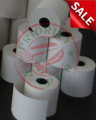 Verifone Vx680 2-14 X 50 Thermal Receipt Paper - 500 Rolls Free Shipping