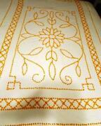 Cotton Chenille Bedspread