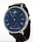 Vintage Moon Phase Watch