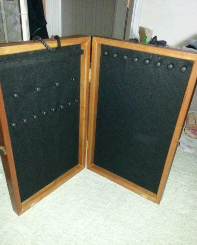 used jewelry display cases ebay