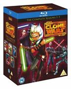 Star Wars Clone Wars Season