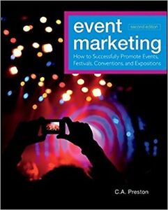 TEXTBOOK - Event Marketing 2nd edition