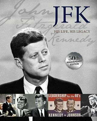 A Photographic History of JFK Book The Cheap Fast Free Post