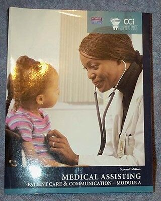 Medical Assisting  Patient Care  Communication Module A Corinthian Colleges Text