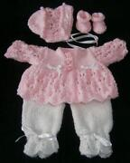 Reborn Dolls Clothes Knitted