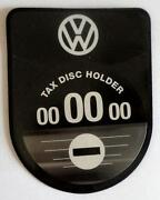 VW Tax Disc Holder