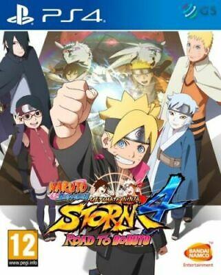 Naruto Shippuden Ultimate Ninja Storm 4 - PS4 - Fast Dispatch comprar usado  Enviando para Brazil