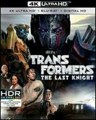 Transformers: The Last Knight [Includes Digital Copy] [4K Ultra HD Blu-ray/Blu