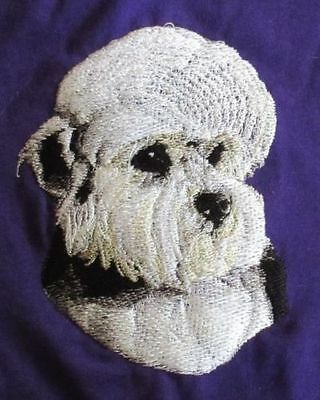 Embroidered Sweatshirt - Dandie Dinmont Terrier BT3513  Sizes S - XXL
