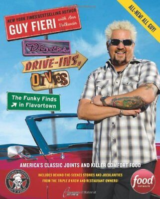 Diners  Drive Ins  And Dives  The Funky Finds In F