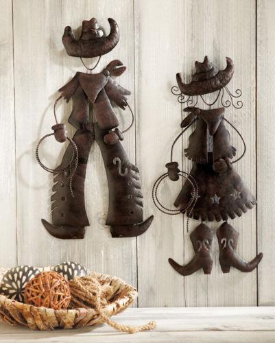 Western Metal Art Ebay