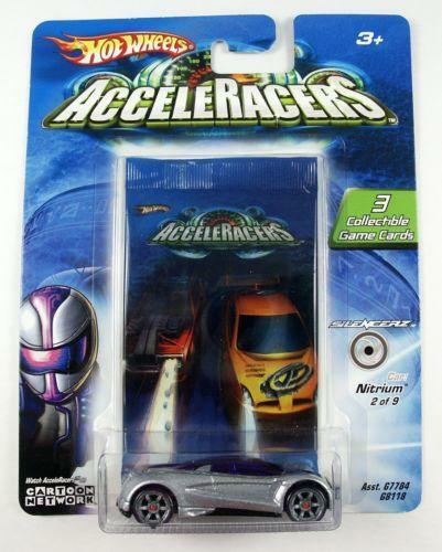 Hot Wheels Acceleracers Cars