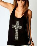 Womens Plain Tank Tops