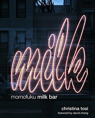 Momofuku Milk Bar: A Cookbook ✅ {P.D.F}✅