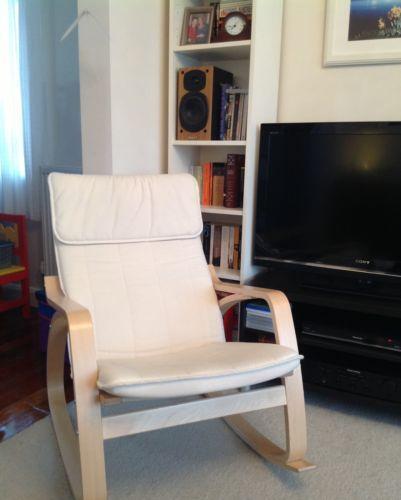 Ikea Poang Rocking Chair Ebay