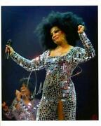 Diana Ross Signed