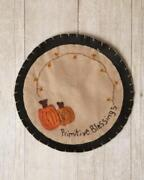 Primitive Fall Decor