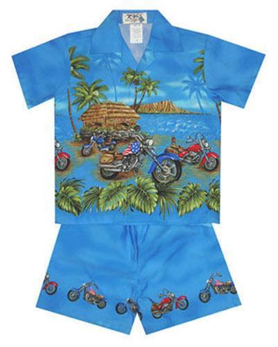 Hawaiian Baby Clothes