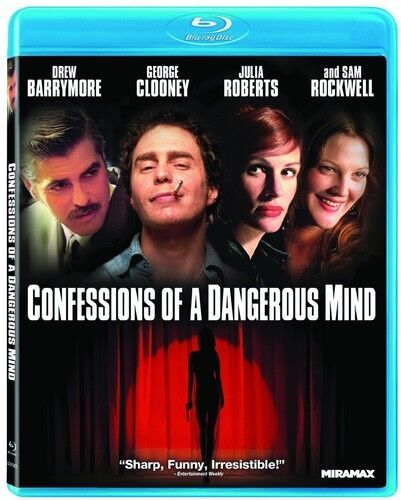 Confessions of a Dangerous Mind (2012, Blu-ray NEW)