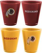 Redskins Glass