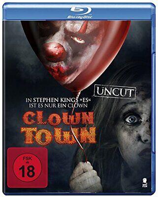 Clown Town Clowntown UNCUT Blu-ray ES trifft auf Rob Zombie( X-Rated)NEU o.Folie