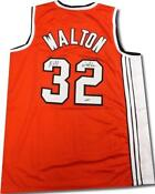 Bill Walton Signed Jersey