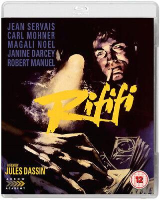 Rififi Blu-Ray (2014) Jean Servais, Dassin (DIR) cert 12 ***NEW*** Amazing Value