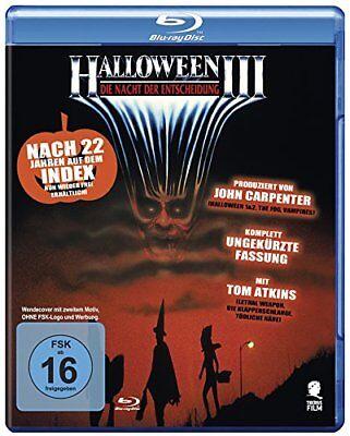 cht der Entscheidung UNCUT Blu-ray Disc NEU + OVP! (Halloween 3 Blu-ray Deutsch)