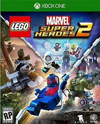 LEGO Marvel Superheroes 2 - Xbox One - Sealed New