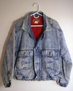 Levis Acid Wash Jacket