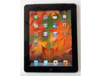 Apple iPad 1st Gen A1337 32GB, Wi-Fi + 3G (Unlocked), 9.7in - Black/Silver