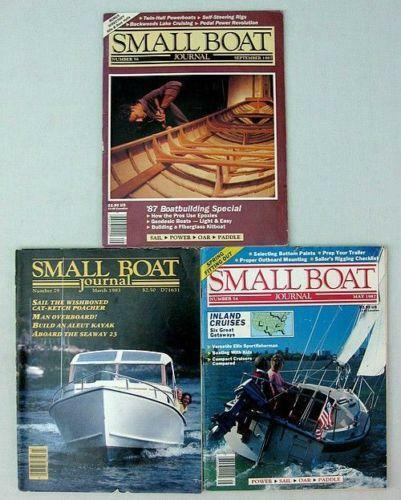 Small Boat Journal: Magazine Back Issues   eBay
