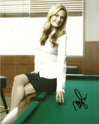 Maggie Lawson Psych Autographed Signed 8x10 Photo COA