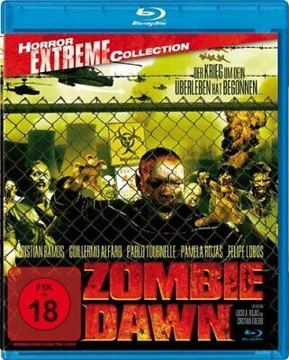 -Kriegsfilm )  Cristian Ramos, Guillermo Alfaro BLU-RAY NEU (Krieg Zombie Halloween)