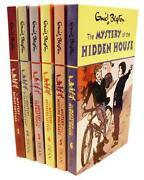 Enid Blyton Mystery Books