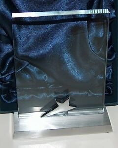 Choice of 6 New and Different Crystal Award Trophies London Ontario image 7