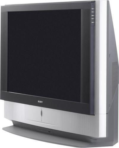 sony grand wega televisions ebay. Black Bedroom Furniture Sets. Home Design Ideas