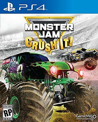 $70.03 - Monster Jam PS4 - PlayStation 4 Brand New Ps4 Games Sony Factory Sealed