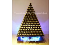 Large 14 TIER Ferrero Rocher stand + Chocolates- £149