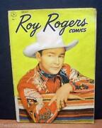 Roy Rogers Dell Comics