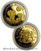 Gold Proof Coins